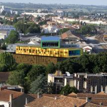 MEDIATHEQUE INTERCOMMUNALE – Angoulême (16)