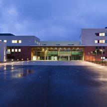 Reconstruction Centre Hospitalier Arcachon (33)