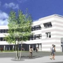 Centre Médico Gériatrique CMG HGMS Plaisir Grignon