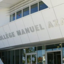 Collège AZANA Montauban (82)