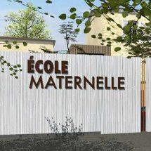 Ecole Maternelle de Valence sur Baïse (32)