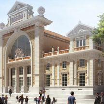 Ensemble Immobilier Nice Gare du Sud (06)
